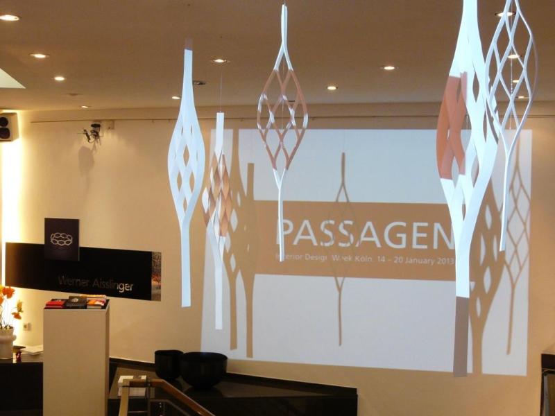 passagen 2013 schmuck form k ln ohg baetzen m nch. Black Bedroom Furniture Sets. Home Design Ideas